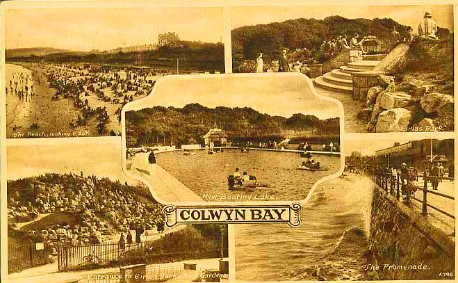 multi-view o Fae Colwyn