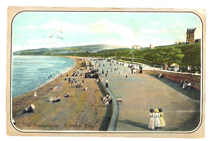 Prom Bae Colwyn 1904