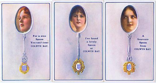 Llwyau 1912